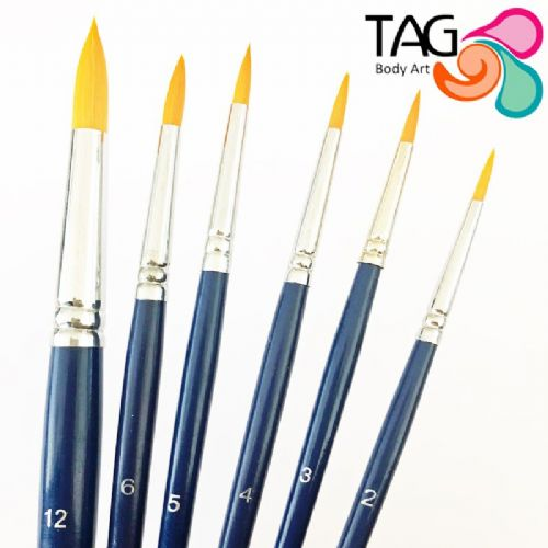 Round Brushes - TAG